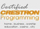 Crestron Programming Oceanside