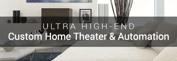 Home Theater Newport Beach