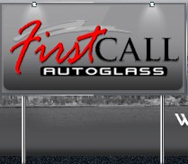First Call Auto Glass logo