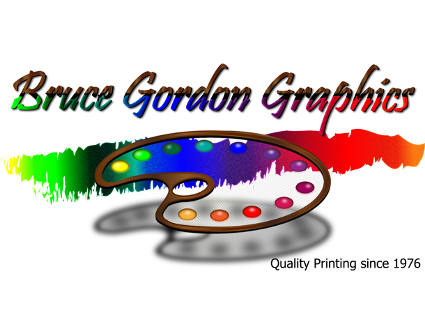 Bruce Gordon Graphics logo