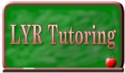 LYR Tutoring logo