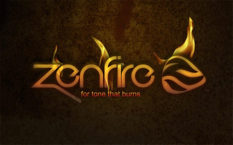 Zenfire Guitar Picks logo