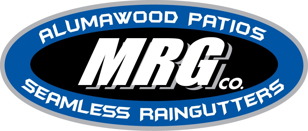 MRG CO. Patio Covers & Rain Gutters logo