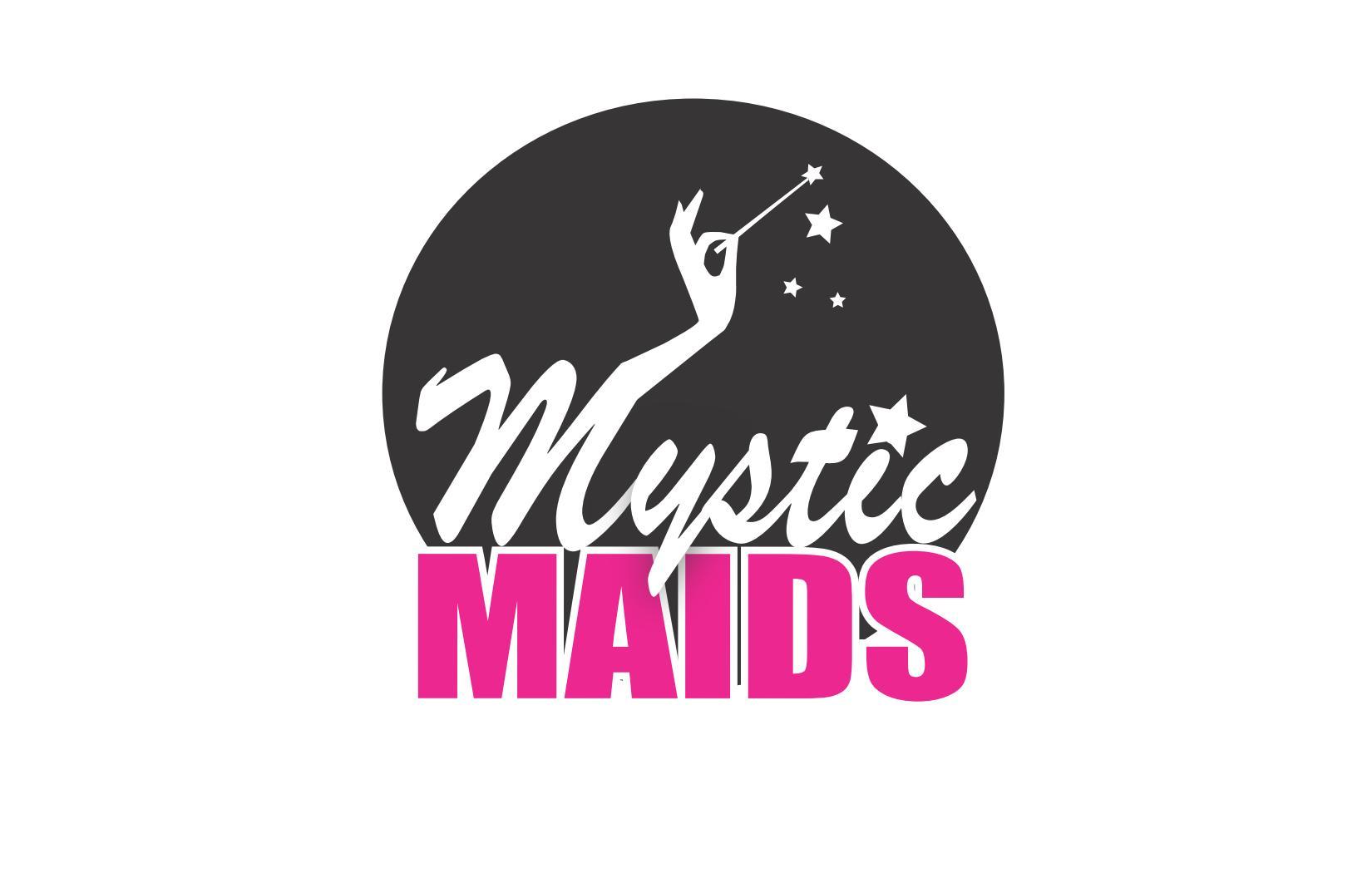Mystic Maids logo