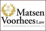Matsen Voorhees Law logo