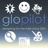 Glopilot Web Design logo