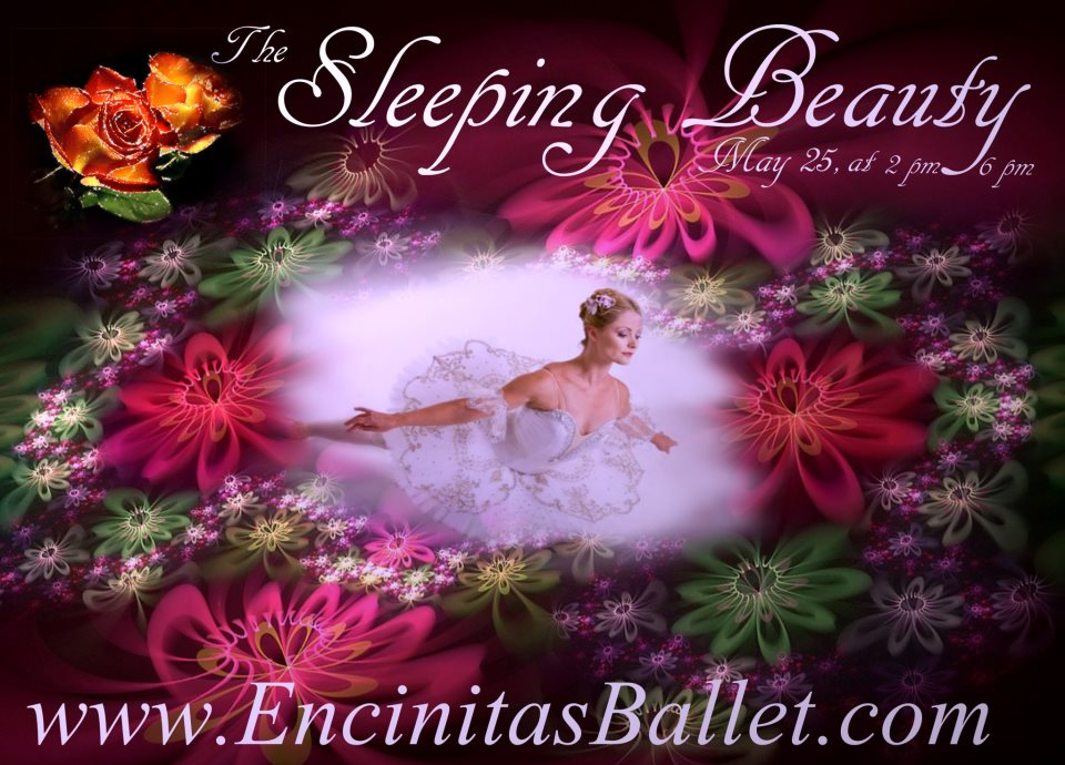 Encinitas Ballet Academy and Arts Center logo