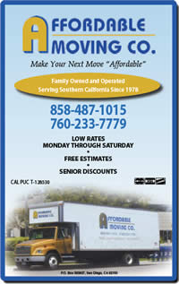 Affordable Moving Company, LLC logo