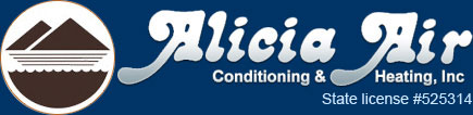 Alicia Air Conditioning And Heating logo