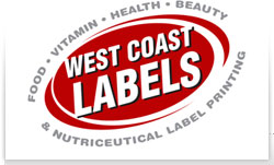 West Coast Labels logo