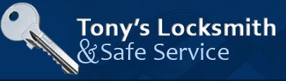 Tony's Locksmith & Safe Service logo