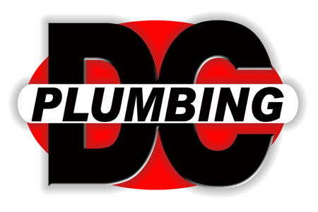 DC Plumbing logo