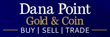 Dana Point Gold & Coin logo