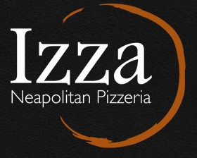 Izza Pizzeria logo