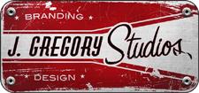 J. Gregory Studios logo