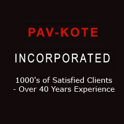 Pav-Kote, Inc. logo