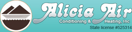 Alicia Air Conditioning & Heating logo