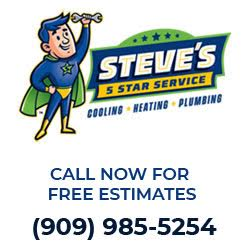 Steve's Air Conditioning, Heating, and Plumbing logo