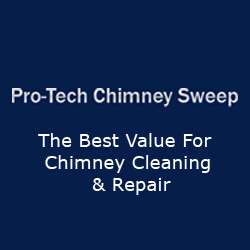 Pro-Tech Chimney Sweep logo