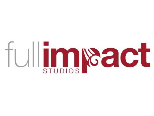 Full Impact Studios logo