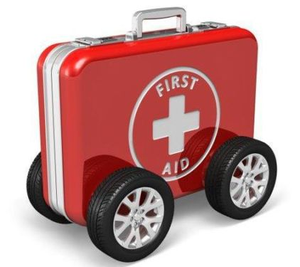 First Aid Mobile RV Repair logo