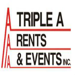 AAA Rents & Events logo