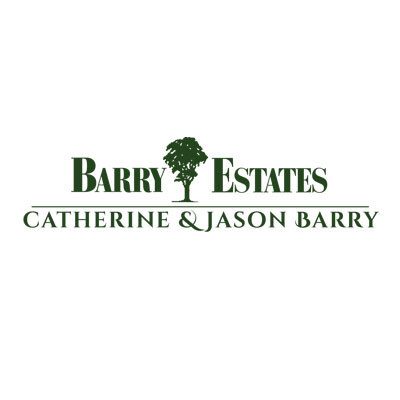 Catherine and Jason Barry logo