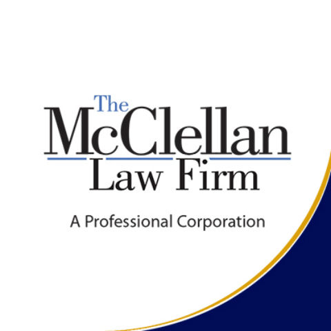 The McClellan Law Firm logo
