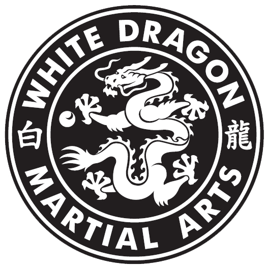 White Dragon Martial Arts logo