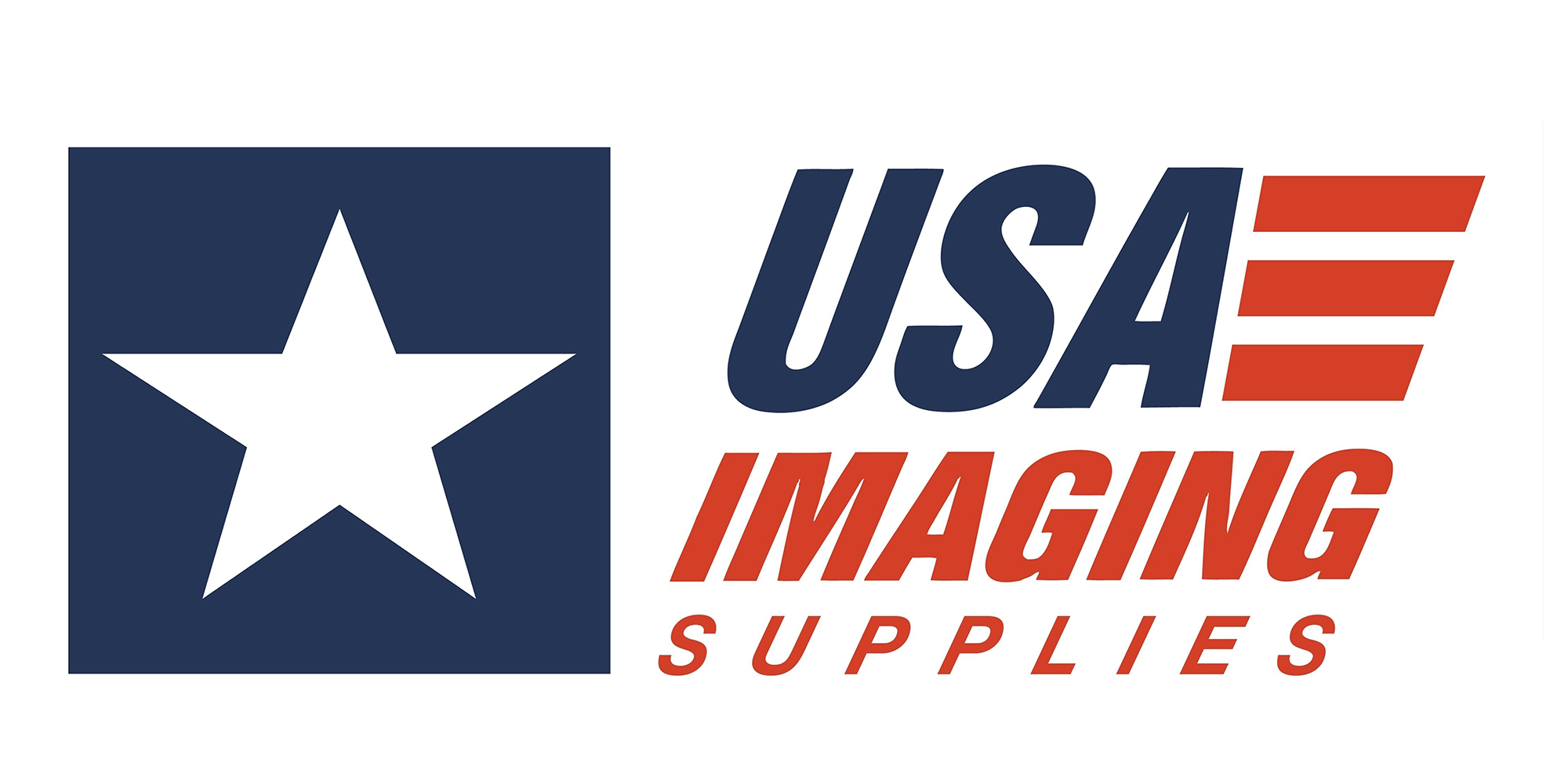 USA Imaging Supplies logo