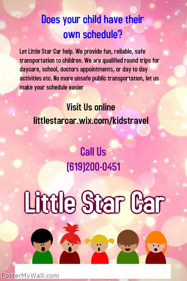 Littlestarcar logo