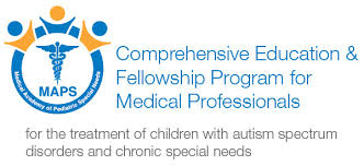Medical Academy of Pediatric Special Needs logo