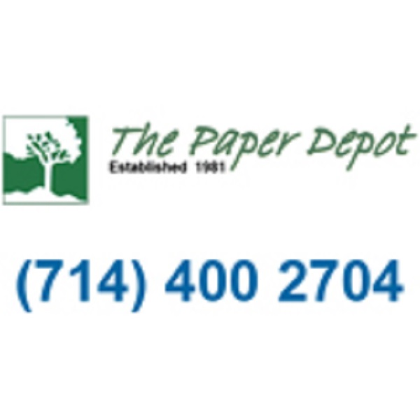 The Paper Depot logo