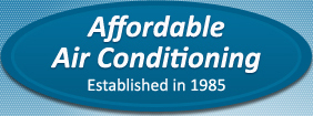Affordable Air Conditioning and Heating logo