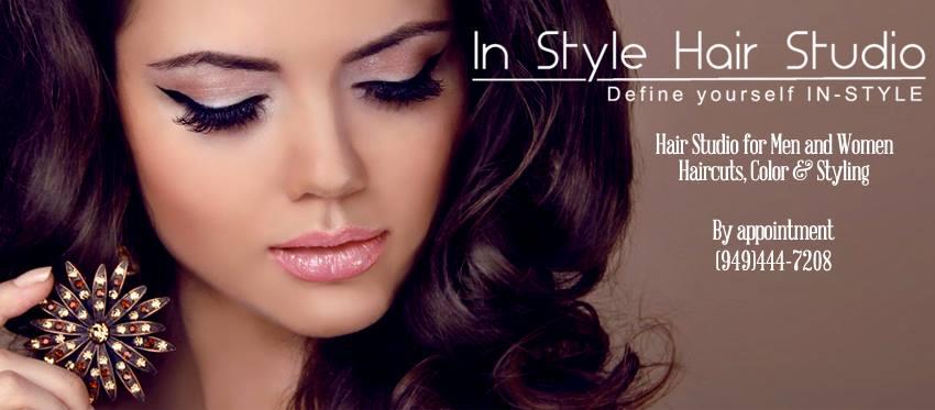 IN Style Hair Studio logo