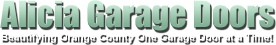 Alicia Garage Doors logo