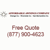 Affordable Awning Company logo