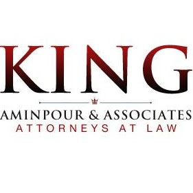 King Aminpour Law Firm logo