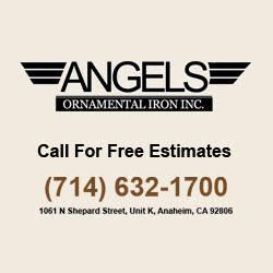 Angels Ornamental Iron Inc. logo