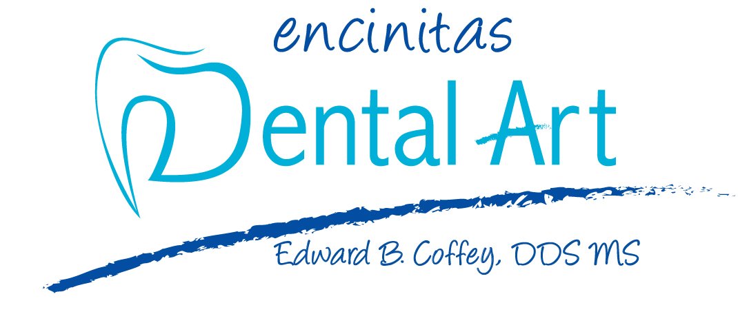 Edward B. Coffey, DDS MS - Encinitas Dental Art logo
