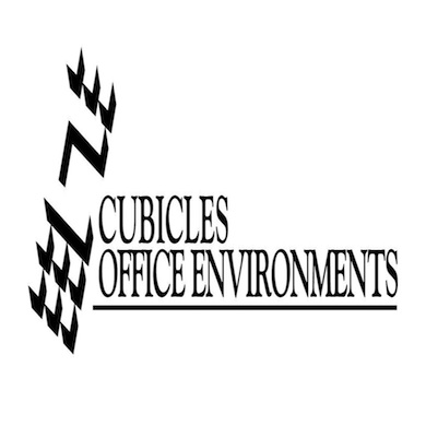 Cubicles Office Environment logo