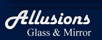 Allusions Glass & Mirror logo