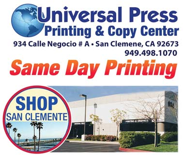 Universal Press, Printing & Copies logo