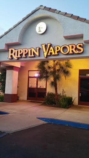 Rippin Vapors #2 logo