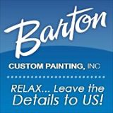 Barton Custom Painting logo