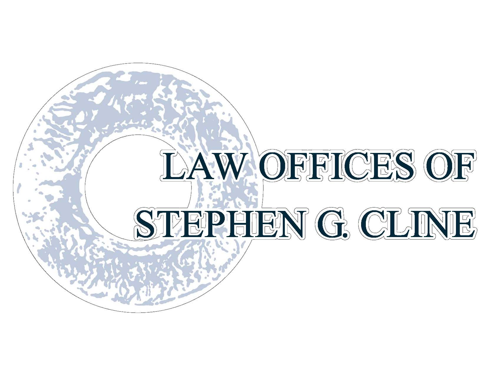 The Law Offices of Stephen G. Cline logo
