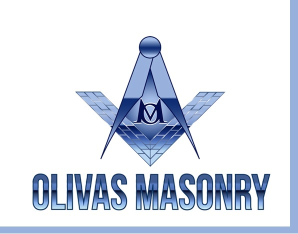 Olivas Masonry logo