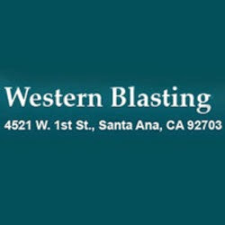 Western Blasting & Coatings logo