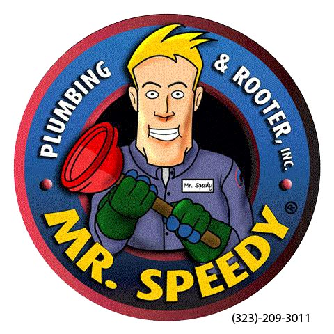 Mr. Speedy Plumbing & Rooter Inc. logo