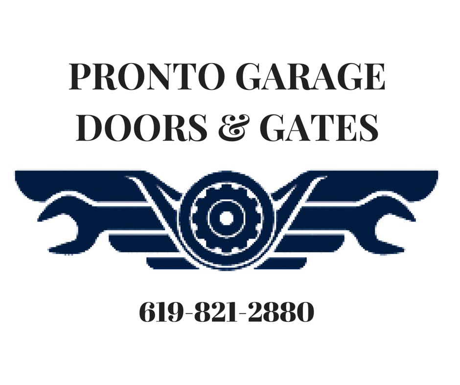 Pronto Garage Doors & Gates logo
